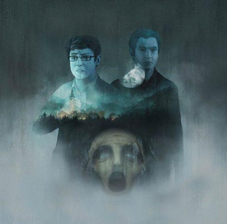 Saint Kotar the yellow mask - the 2 main characters