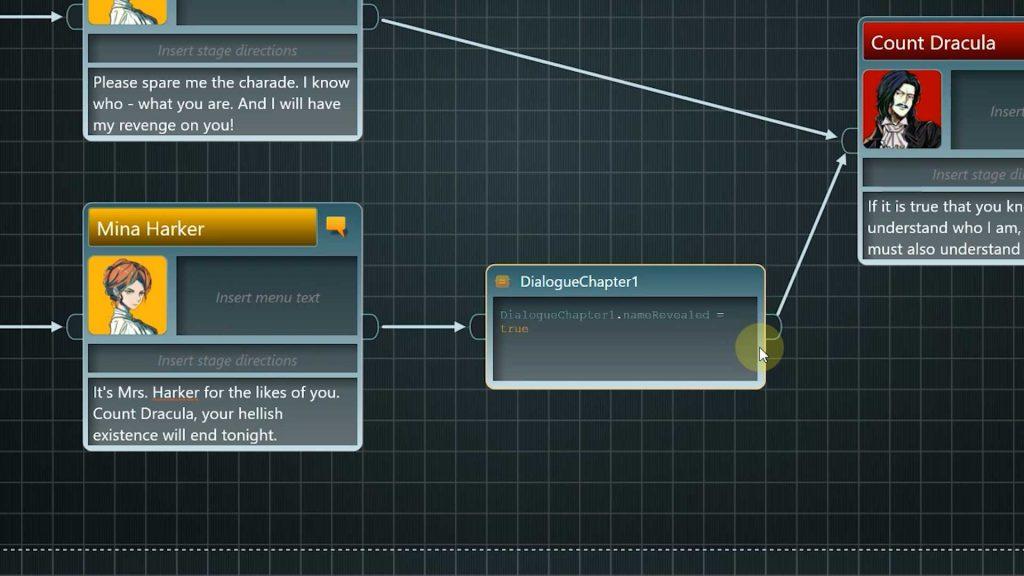 Screenshot of the correct instruction