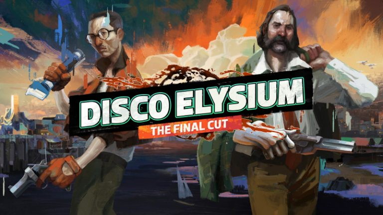 Disco Elsysium Game Cover