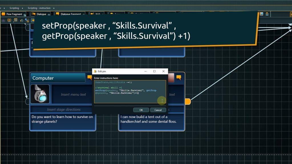 Using the speaker identifier