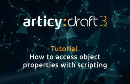 Tutorial: How to access object properties with scripting