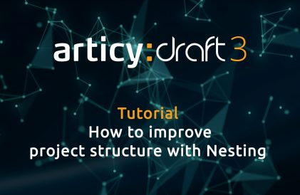 articy:draft 3 Tutorial: How to improve project structire with nesting